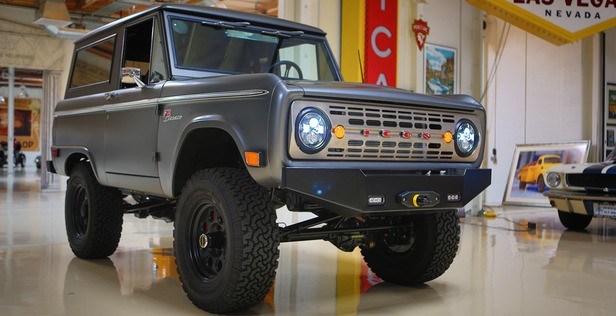 1971 Bronco At Phoenix Pop Ups We Love All Things Custom