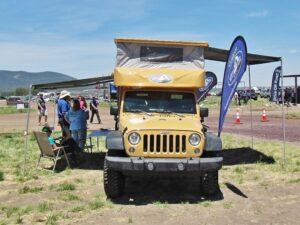 Jeep Rubincon at Expo